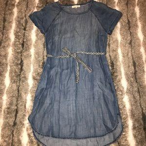 Life in progress jean dress